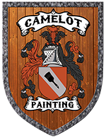Camelot Painting's Logo